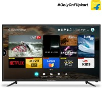 CloudWalker Cloud TV 109cm (43) Full HD Smart LED TV(43SF, 2 x HDMI, 2 x USB)
