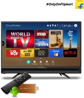 CloudWalker Cloud TV 60cm (23.6) HD Ready LED TV(24AH, 1 x HDMI, 1 x USB)
