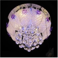 Peacock Chandelier Ceiling Lamp