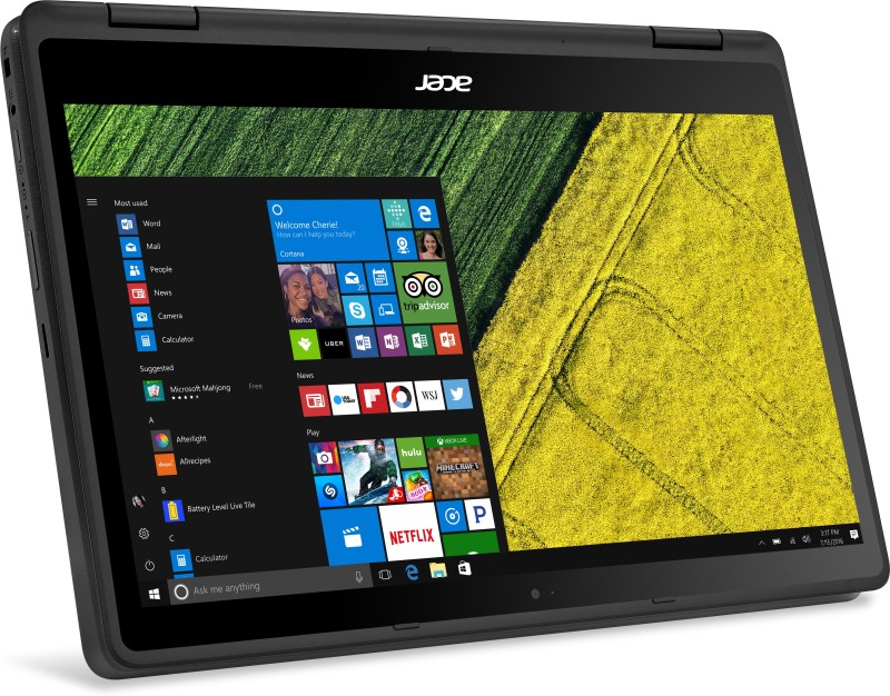 Acer  2 in 1 Laptop  Intel Core i3 4 GB RAM Windows 10 Home