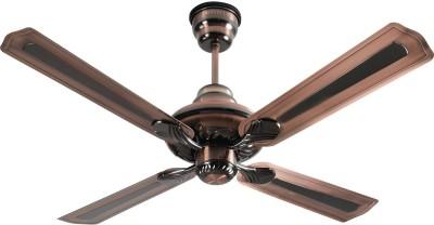 Havells Florence 4 Blade Ceiling Fan(Black Antique Copper)