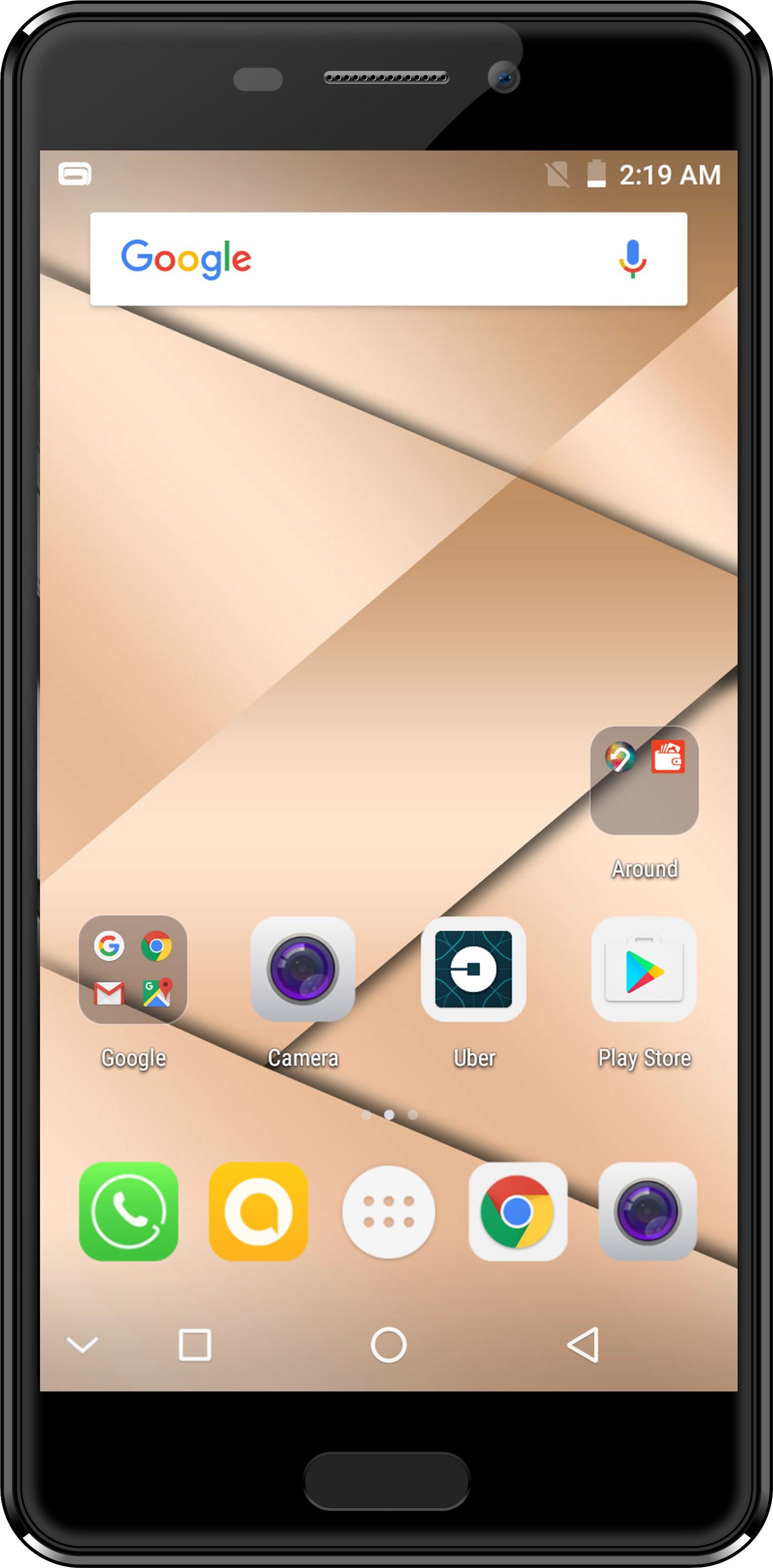 View Micromax Canvas 2 (Chrome Black, 16 GB)(3 GB RAM) Mobile Price Online(Micromax)