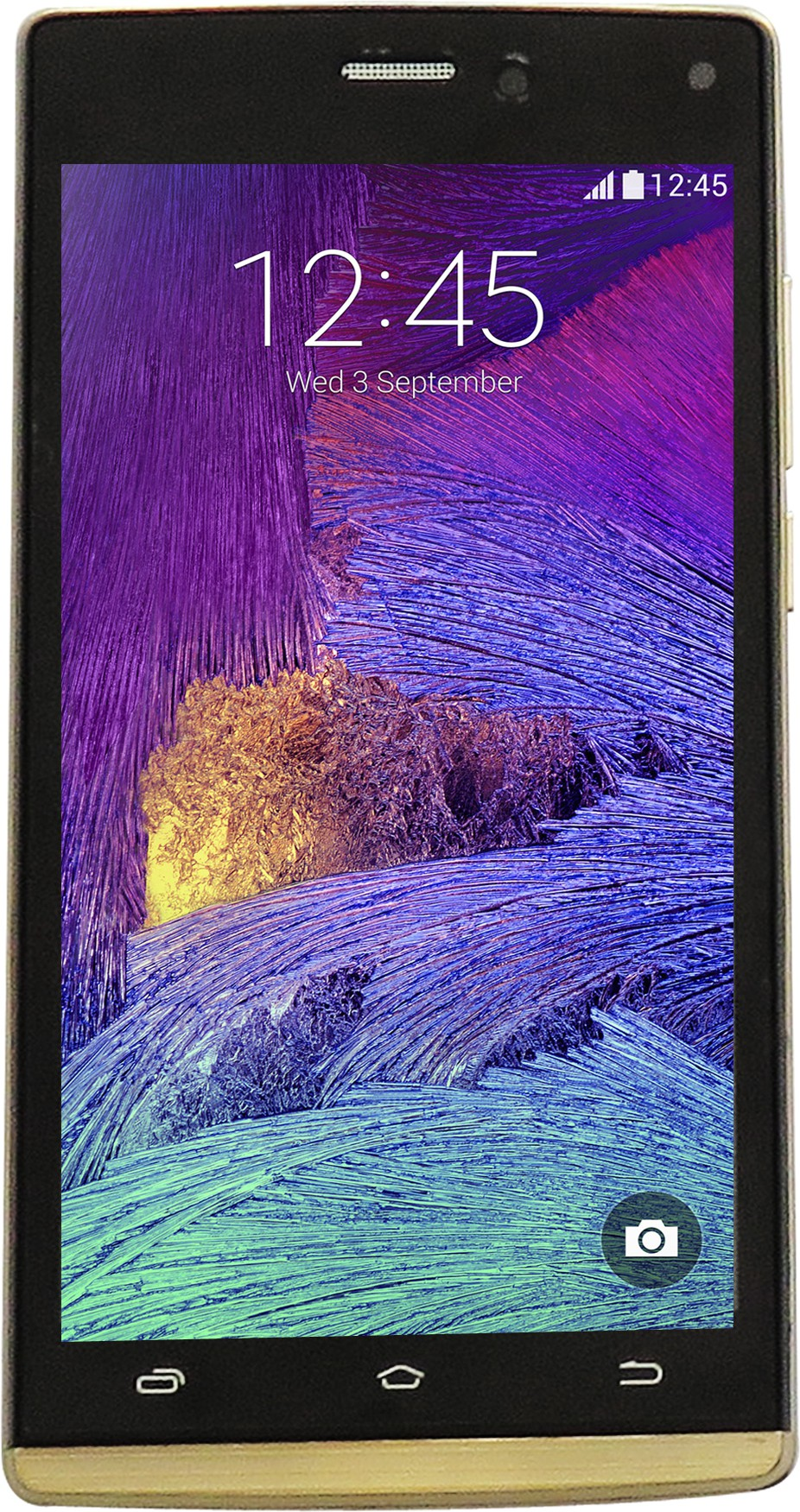 View Spice Xlife Victor5 (Black & Gold, 8 GB)(1 GB RAM) Mobile Price Online(Spice)