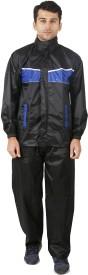 Finery Self Design Men's Raincoat