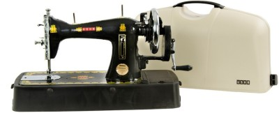USHA bandhan composite with cover Manual Sewing Machine( Built-in Stitches 1)