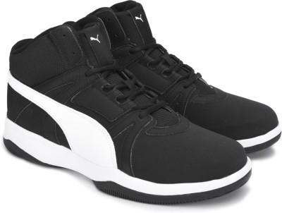 Puma Rebound Street Evo SL IDP Sneakers(Black)