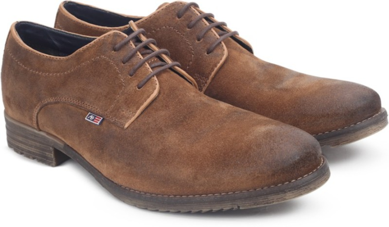 Arrow Derry Corporate casual shoes(Tan)