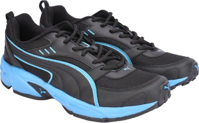 Puma Atom Fashion III DP Running Shoes(Black)