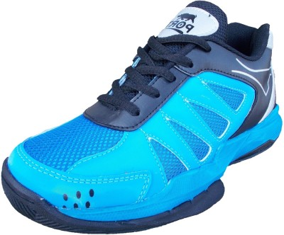 PORT Rubail Badminton Shoes(Blue)