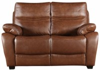 HomeTown LOPEZ Solid Wood 2 Seater Standard(Finish Color - Brown)