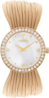 Aspen AP1987 Analog Watch - For Women