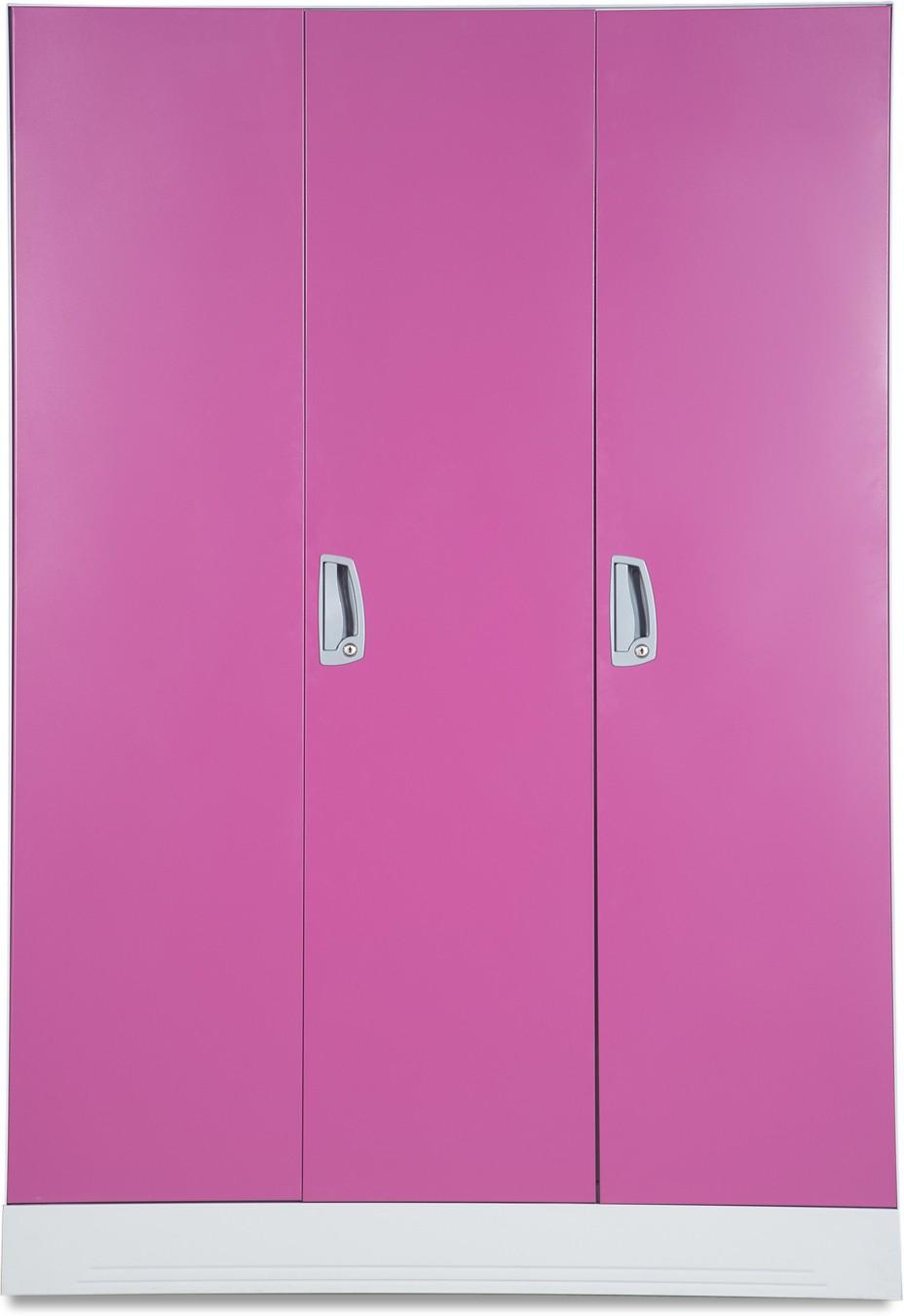 Godrej Interio Slimline WL Metal Almirah(Finish Color - Textured Purple)