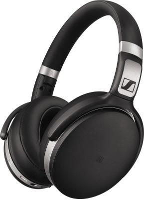 Sennheiser HD 4.50 BTNC Wireless Bluetooth Headset With Mic(Black)