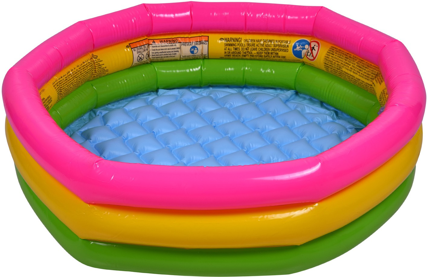 View Brecken Paul Kids Inflatable Portable Pool(86 cm, 25 cm) Furniture (Brecken Paul)