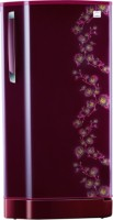 Godrej 185 L Direct Cool Single Door Refrigerator(RD EDGE 185 CT 2.2, Wine Eternity, 2017)