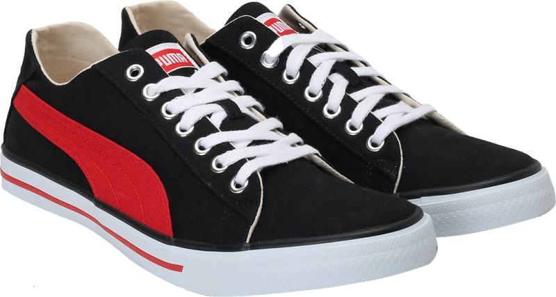 Puma Hip Hop 5 DP Casual Shoes(Black)