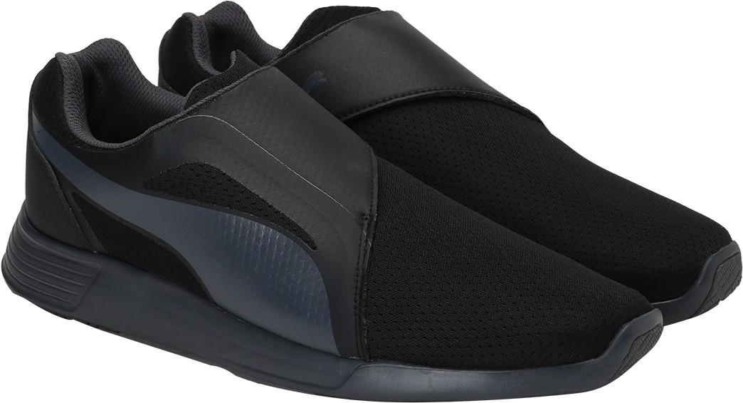 Puma ST Trainer Evo AC IDP Running Shoes(Black)