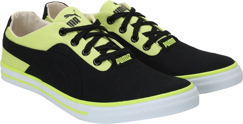 Puma Slyde DP Casual Shoes(Black)