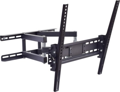 MX Heavy Duty Dual Arm Lcd Monitor Stand 26 To 55 180 Degree Rotation Led Wall Bracket Holder Full Motion TV Mount