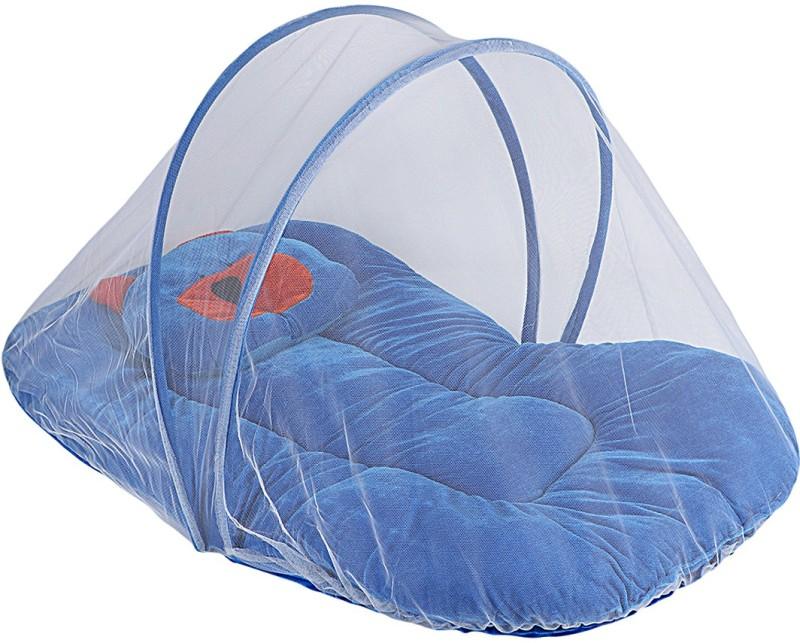 Littly Velvet Bedding Set(Blue)