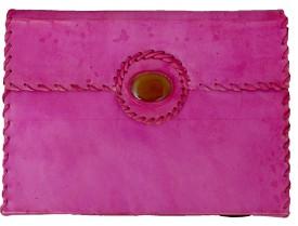 Pranjals House A4 Journal(handmade, Pink)