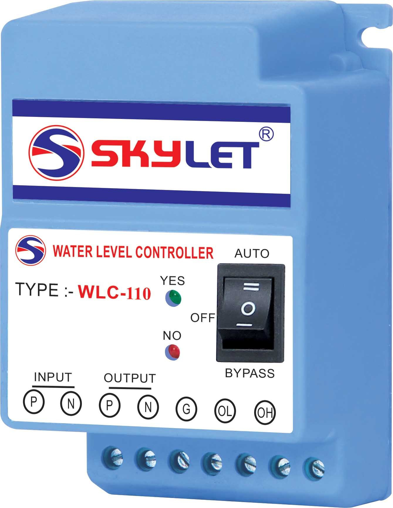 View SKYLET WLC-110 water level controller Wired Sensor Security System Home Appliances Price Online(SKYLET)