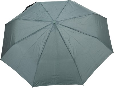 FabSeasons Solid Plain Umbrella(Green)