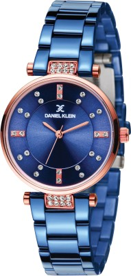Daniel Klein DK11328-5 Analog Watch - For Women