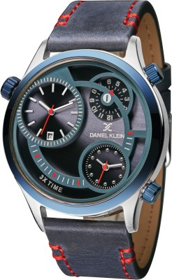 Daniel Klein DK11299-2 Analog Watch - For Men