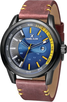 Daniel Klein DK11323-7 Analog Watch - For Men