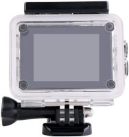 Benison India    1.5  LCD Waterproof Cam Holder Sports & Action Camera(Black)