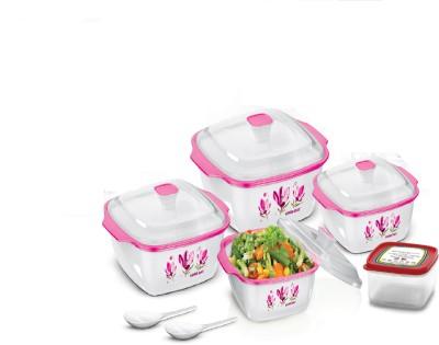 BMS Lifestyle Goodday Hot & Fresh Serving Gift set of 7 Pcs Casserole(500 ml, 1000 ml, 1500 ml, 2500 ml)