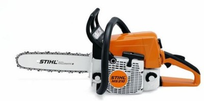 STIHL MS 210 Fuel Chainsaw(Without Battery)