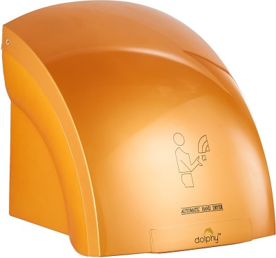 Dolphy Orange Automatic Hand Dryer Machine