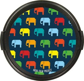 India Film Project Parade 52 Lens Cap(Multicolor, 52 mm)