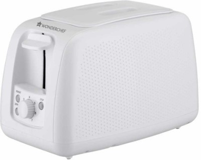 Wonderchef 8904214706142 780 W Pop Up Toaster(White)