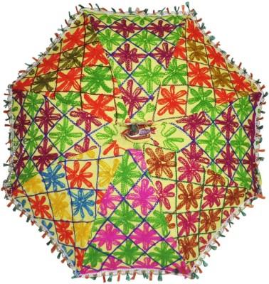 Lal Haveli Beautiful Kids Size Umbrella(Multicolor)