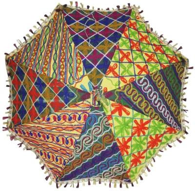 Lal Haveli Sun Protedtion Umbrella(Multicolor)