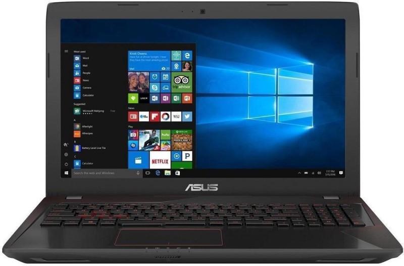 Asus FX553VD-DM483 Notebook FX553VD-DM483 Intel Core i7 8 GB RAM Linux