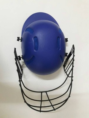 BSM XTREME Cricket Helmet(Blue)