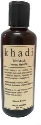 Khadi herbal Trifala Hair Oil(210 g)
