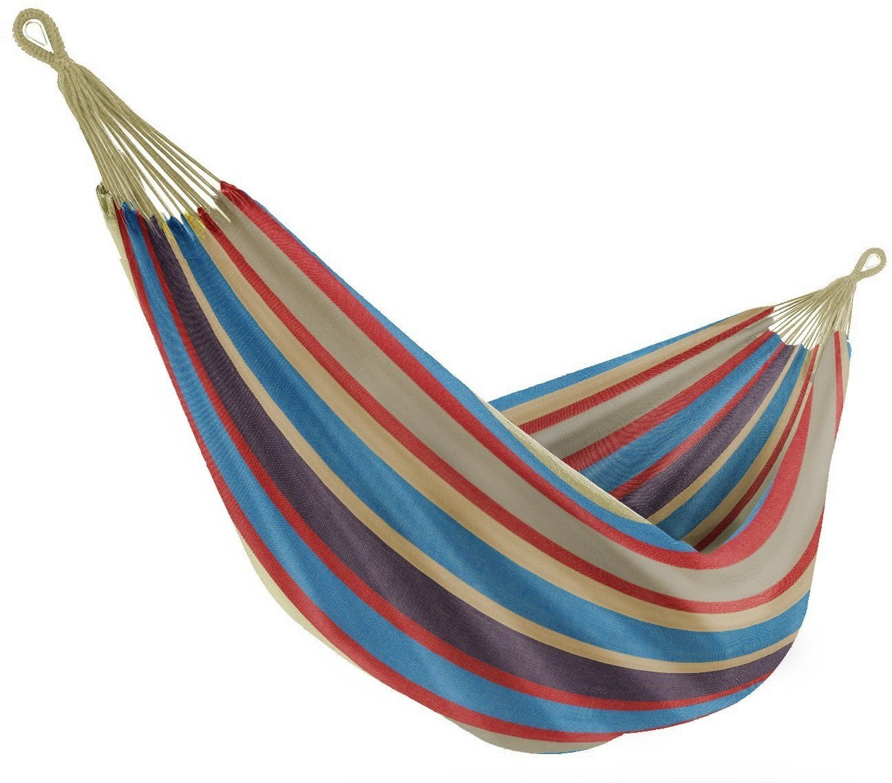 View IRIS Cotton Hammock(Multicolor) Furniture (IRIS)