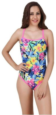 TYR AMAZONIA REV DMNDFIT Printed Girls Swimsuit