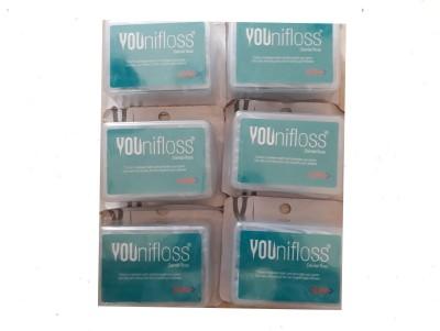 younifloss younifloss dental floss(Pack of 6)
