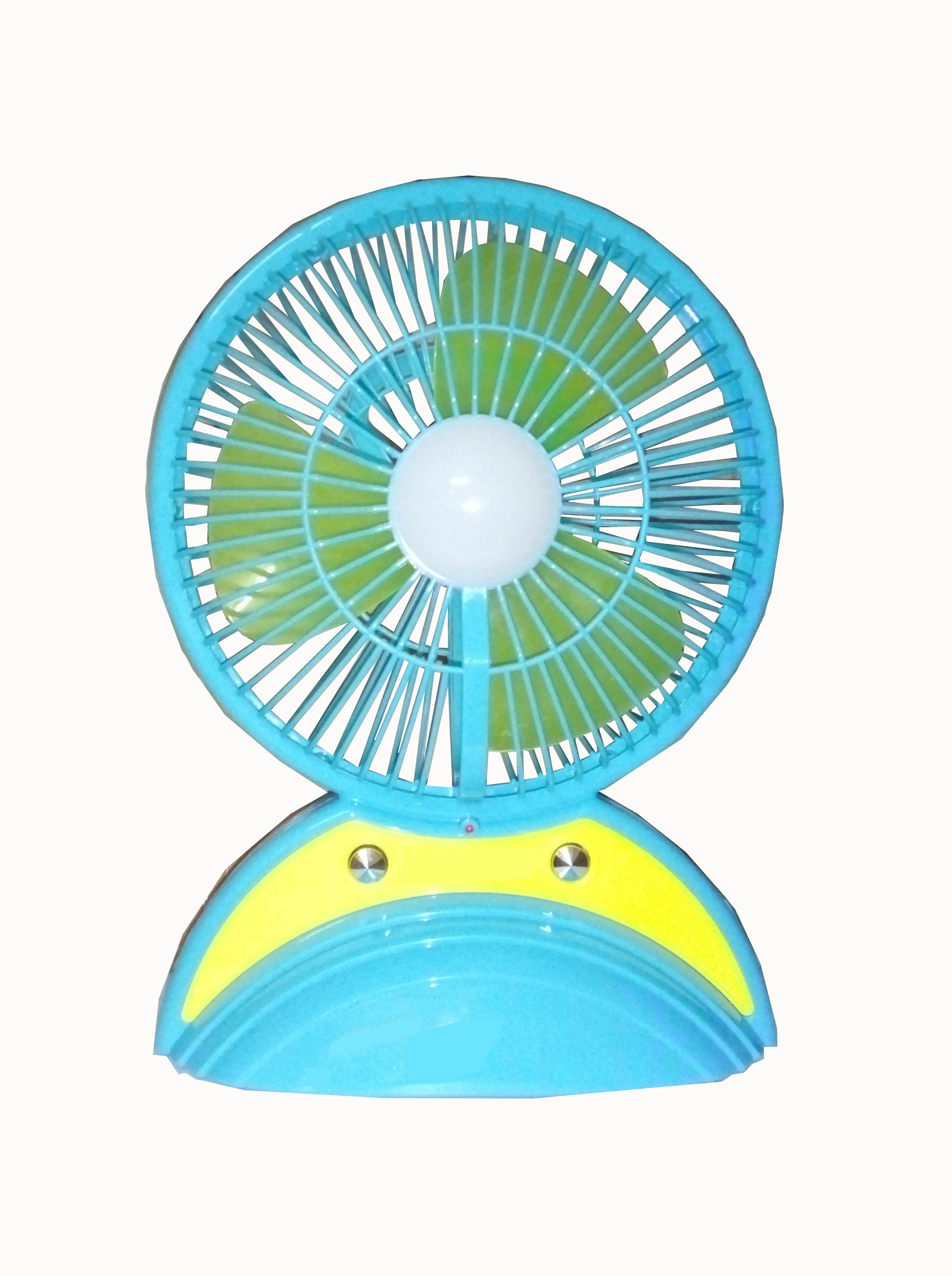 Abacus A1 JY- 6880 3 Blade Table Fan(multicolor)