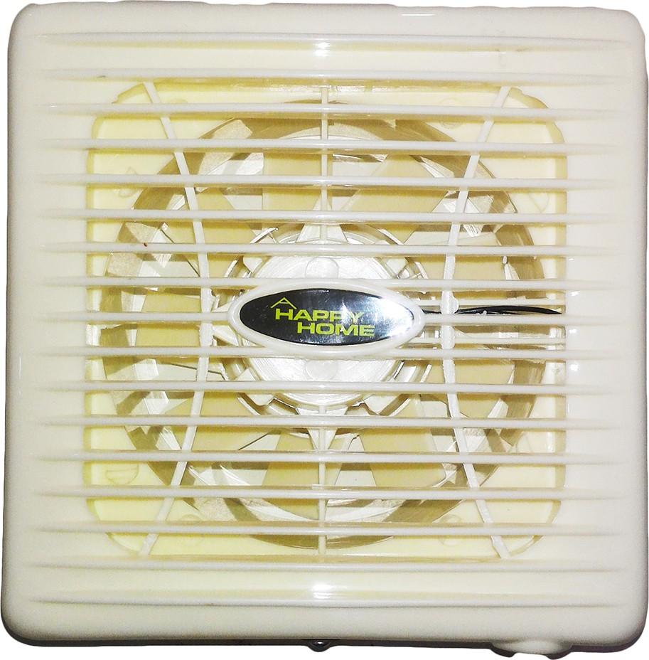 View Happy Home Ventilation Fan 4 (Axial) 7 Blade Exhaust Fan(Ivory)
