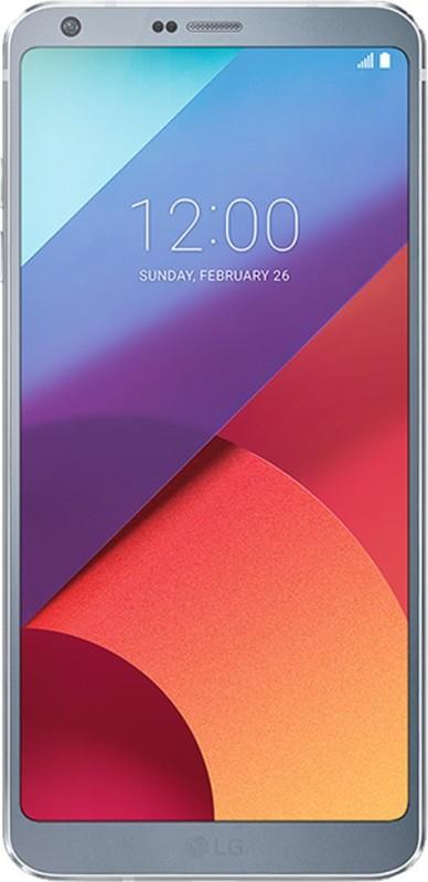 LG G6 (Ice Platinum, 64 GB)(4 GB RAM)