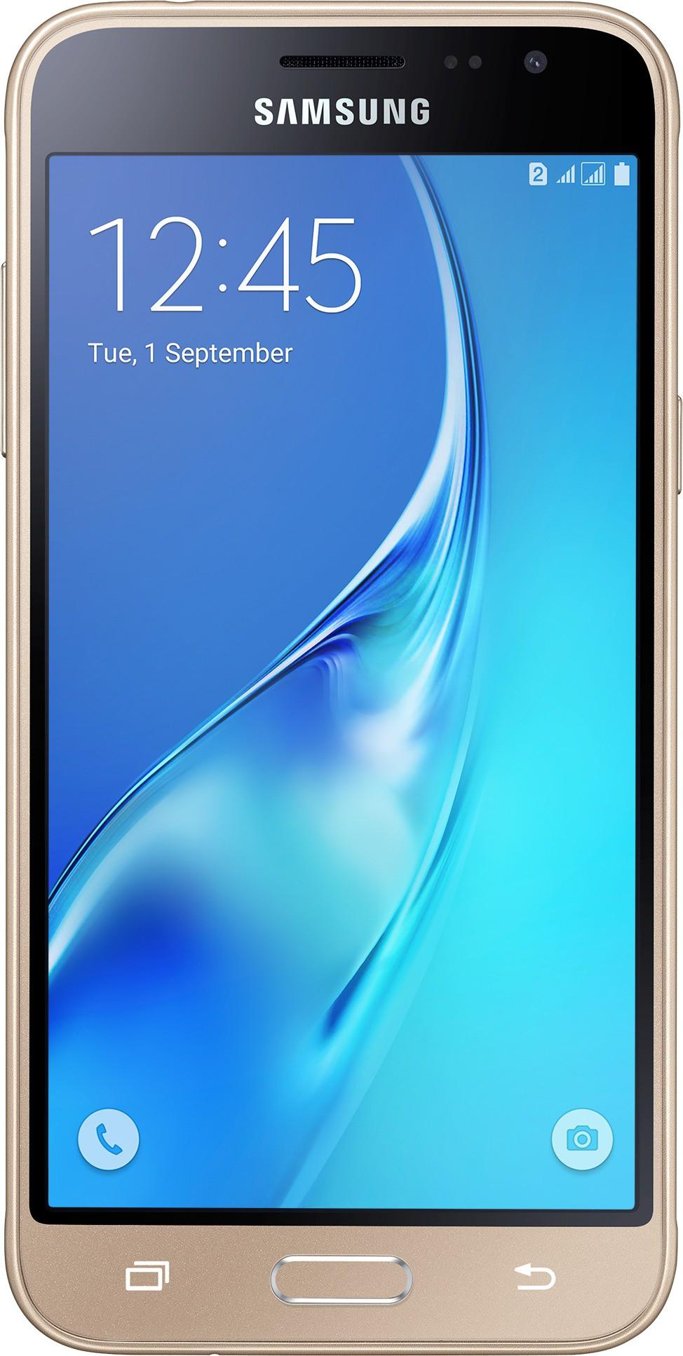 Samsung Galaxy J3 Pro (Gold, 16 GB)(2 GB RAM) image