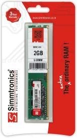 Vsquare Ram DDR2 2 GB (Single Channel) Laptop, PC (2 Gb Ddr-2 800)(Green)