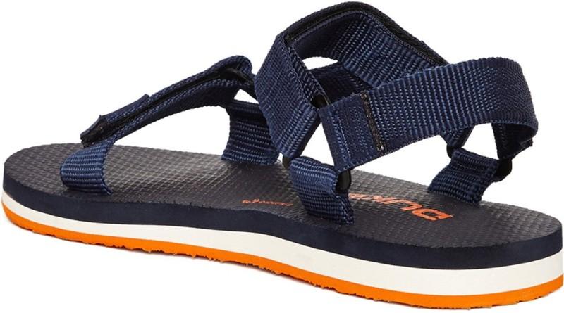Duke Men Navy Sports Sandals